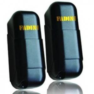 ORBITA 57 - 570 - coppia fotocellule orientabili con alimentazione anche a batteria AAA 1,5V