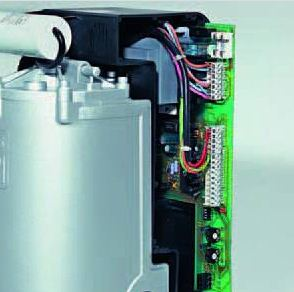 ELPRO 12 PLUS - 7058 - Scheda elettronica Elpro 12 Plus per cancelli scorrevoli NYOTA 115, utilizzo solo monofase