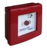 """PULSANTE ROSSO - 9331 - Dispositivo di emergenza a Pulsante Rosso """"Rompere il vetro"""""""