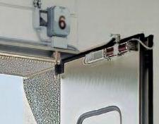 APROLI 380 LB - 390 - automatismo oleodinamico per porte snodate a due ante