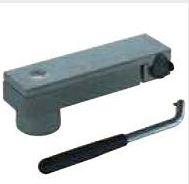 COMBI 740 - 748 - Sblocco manuale di emergenza in acciaio stampato (specificare Destro o Sinistro)