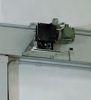 MEC 200 LB BASE FISSAGGIO - 2046 - Base di fissaggio a parete per motoriduttore MEC 200 LB