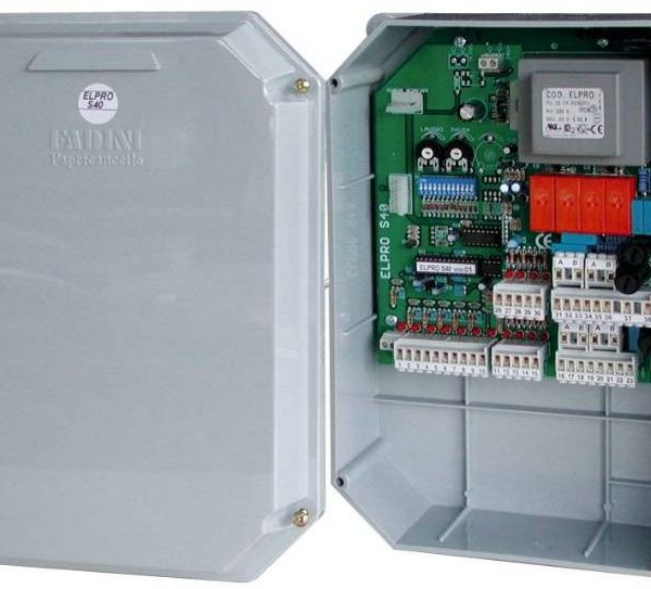 ELPRO S40 - 7280 - Programmatore elettronico Elpro S40 monofase per dissuasori serie Strabuc, Coral, Vigilo e Talos