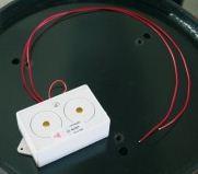 CICALINO - 927 - Dispositivo sonoro intermittente attivo durante il solo movimento di salita e discesa dissuasore CHIEDERE DISPONIBILITÀ E PREZZO
