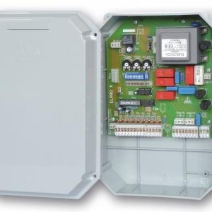 ELPRO 33 EXP - 7051 - FUORI PRODUZIONE - Programmatore elettronico Elpro 33 exp monofase per cancelli a battente