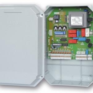 ELPRO 37 DS - 7180L - Programmatore elettronico Elpro 37 DS per cancelli scorrevoli, utilizzo trifase e bifase
