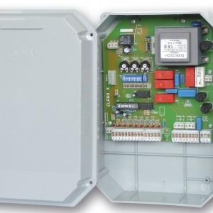 ELPRO XE - 7271 - Scheda elettronica monofase Elpro XE per cancelli a battente, scorrevole e basculante