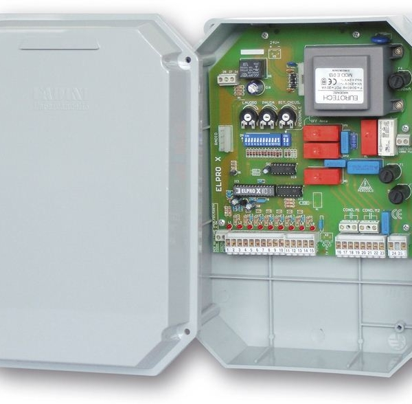 ELPRO 980 - 9899 - Programmatore elettronico Elpro 980 per barriere stradali BAYT 980