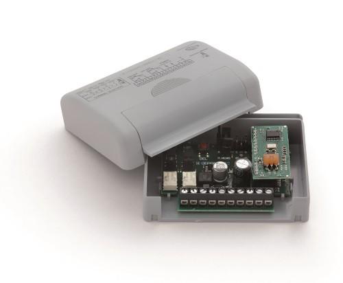 RQM504C2 - Ricevitore mini bicanale (12/24 Vac-dc)