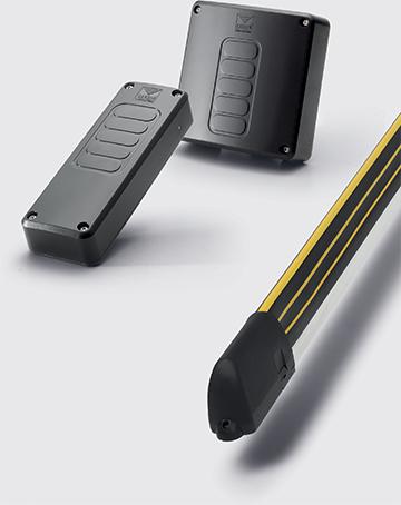 SAFEKIT8 - Kit interfaccia per costa + unità fissa 868 MHz