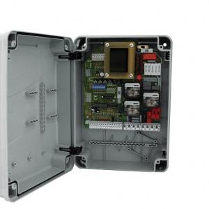 ELPRO 37 programmatore elettronico per cancelli scorrevoli monofase/trifase