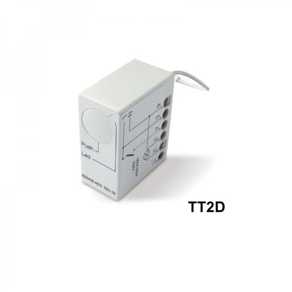 TT2D - Centrale per il comando