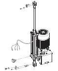 97319 - Completo COS 982 con motore-centralinapistone